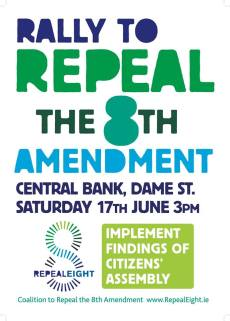 Rally for Repeal 17.06.2017